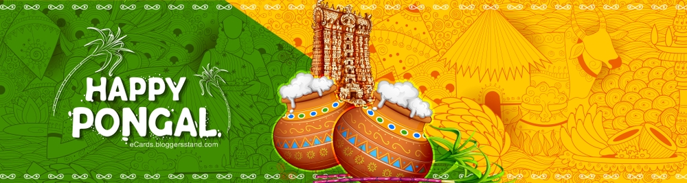 Pongal festival images facebook cover