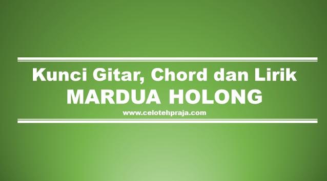Arti dan Makna Lirik Mardua Holong |Kunci, Chord Gitar Omega Trio
