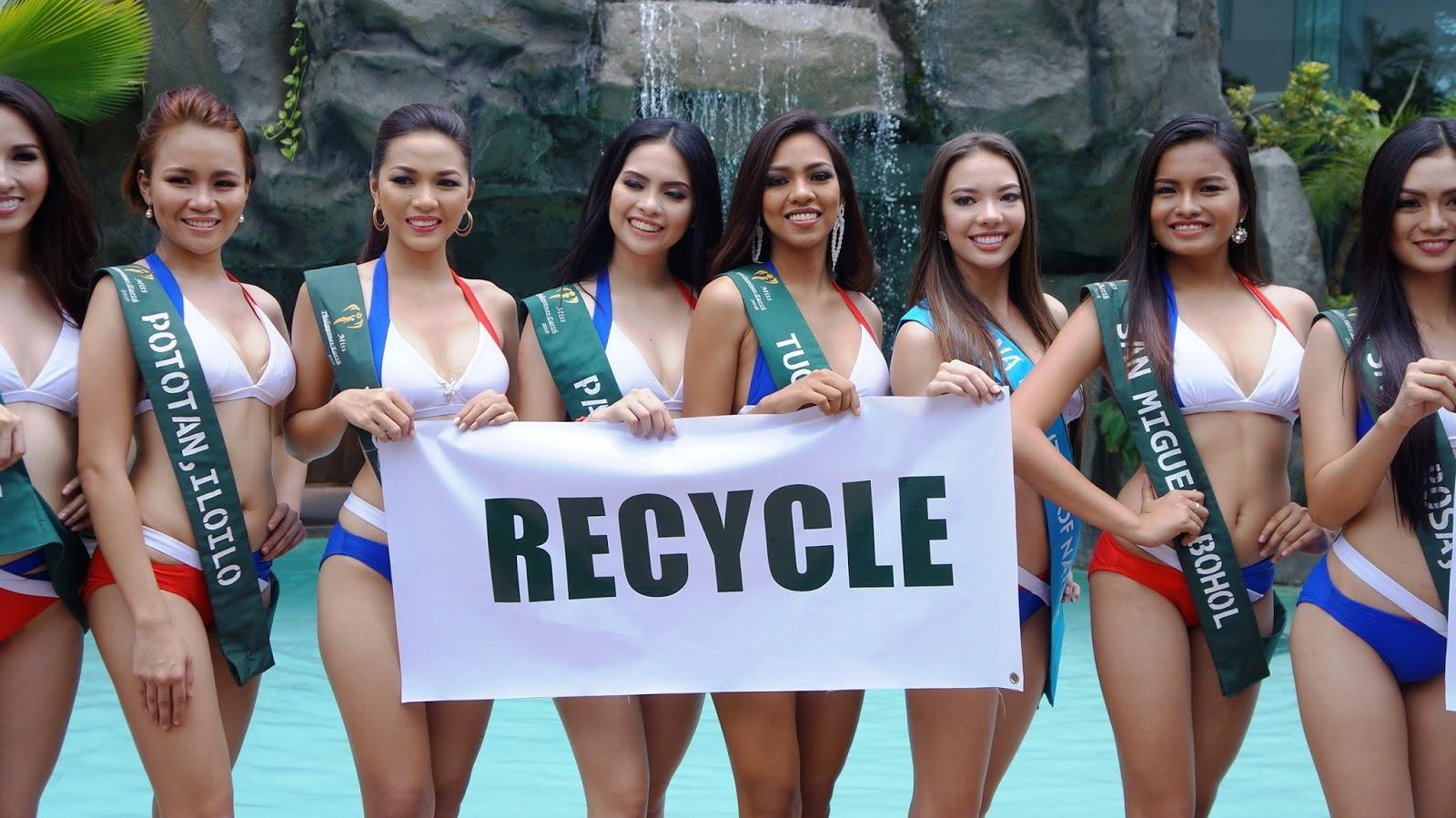 Ecología reinará en certamen Miss Earth