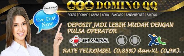 Ulasan Bandar Poker Terbesar DominoQQ Secara Lengkap!