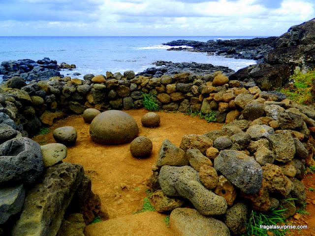 Ilha de Páscoa, o Umbigo do Mundo