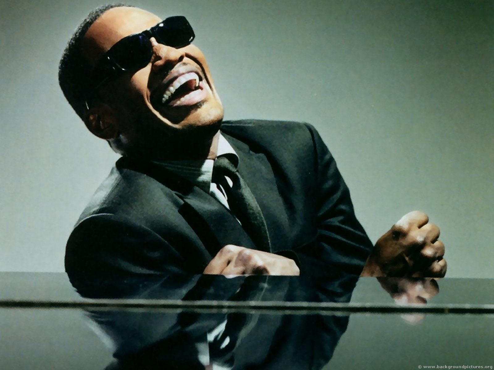 Montreux Jazz Festival >> My dirty music corner: RAY CHARLES