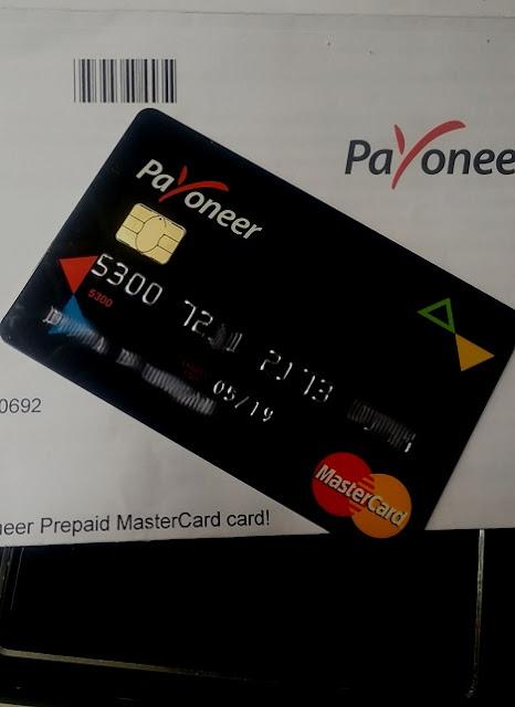 Pengalaman Pertama Ambil Saldo Payoneer Di ATM BRI