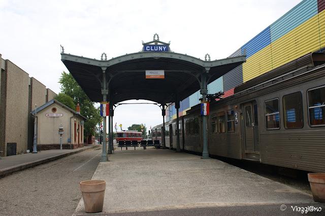 Mulhouse Museo Ferroviario - Riproduzione stazione