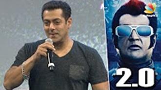 Salman Khan Speech at Robo 2.0 First Look Launch
