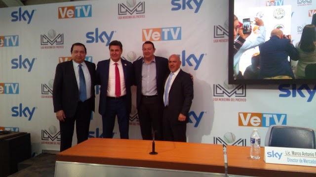 SKY Anuncia su alianza con la LMP