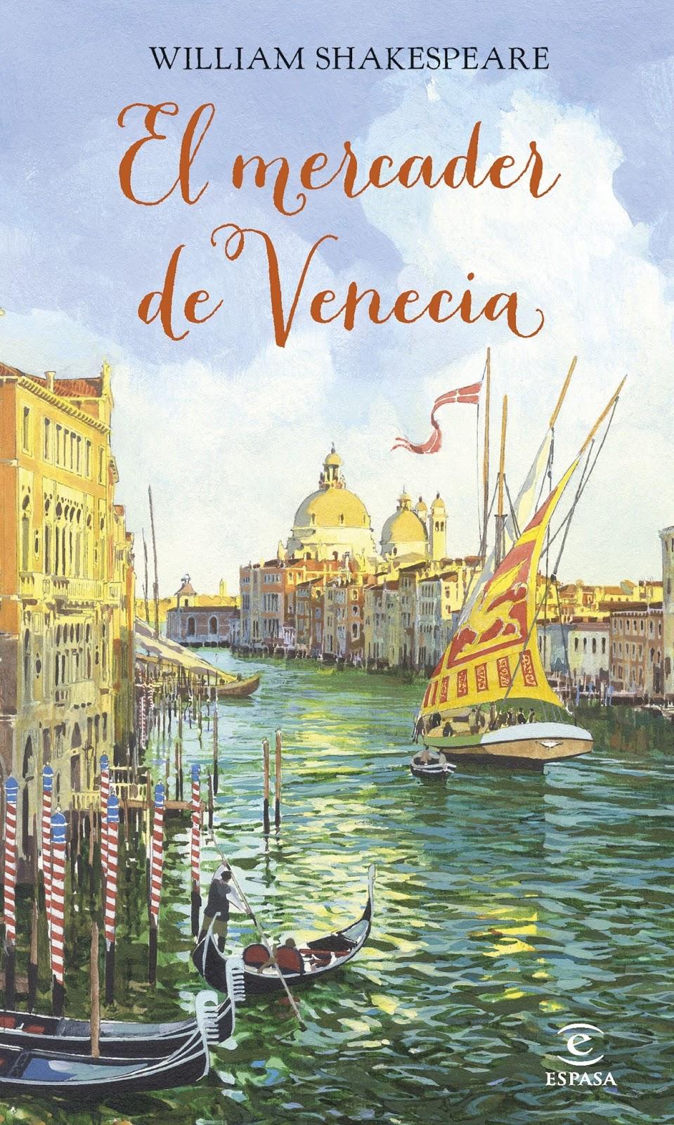 El mercader de venecia de william shakespeare for El mercader de venecia