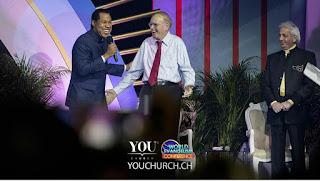 [News] Pastor Chris Oyakhilome & Pastor Benny Hinn and others host World Evangelism Conference 2019 –London