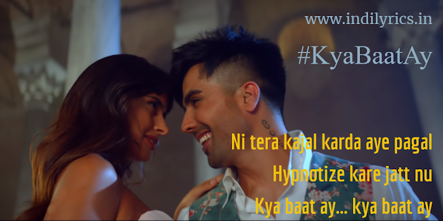 Kya Baat Ay | Harrdy Sandhu ft. Carolina Moura | full Audio Song Lyrics with English Translation and Real Meaning