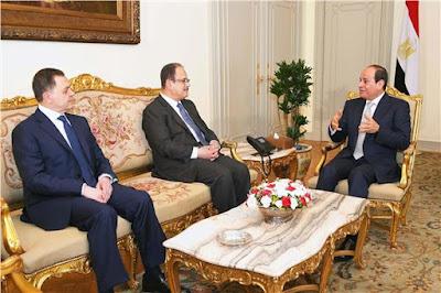 هذا ما قالة الرئيس لـــ اللواء مجدى عبد الغفار فى حضور وزير الداخلية الجديد