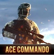Ace Commando Mod Apk+Data