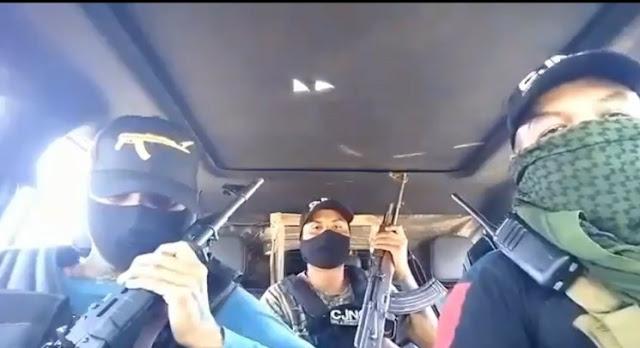 Al CJNG le llueve sobre mojado 22 Sicarios del CJNG que llegaron a Zacatecas son capturados con AK-47 y AR-15