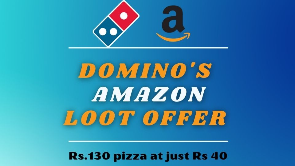 Domino's loot offer