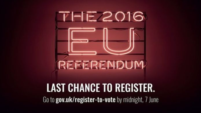 when was the last referendum in the
