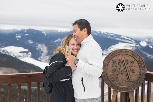 Vail Proposal Photographer