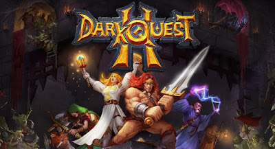 Dark Quest 2 Mod Apk + OBB Data Paid latest Download