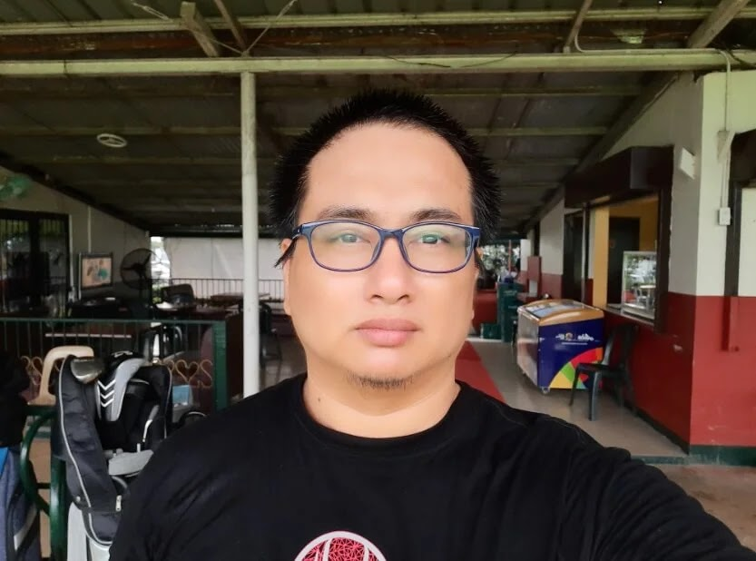 Samsung Galaxy A50s Sample Camera - Wide Selfie