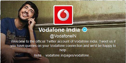 Best Cool Twitter Headers vodafone a multinational telecommunication company