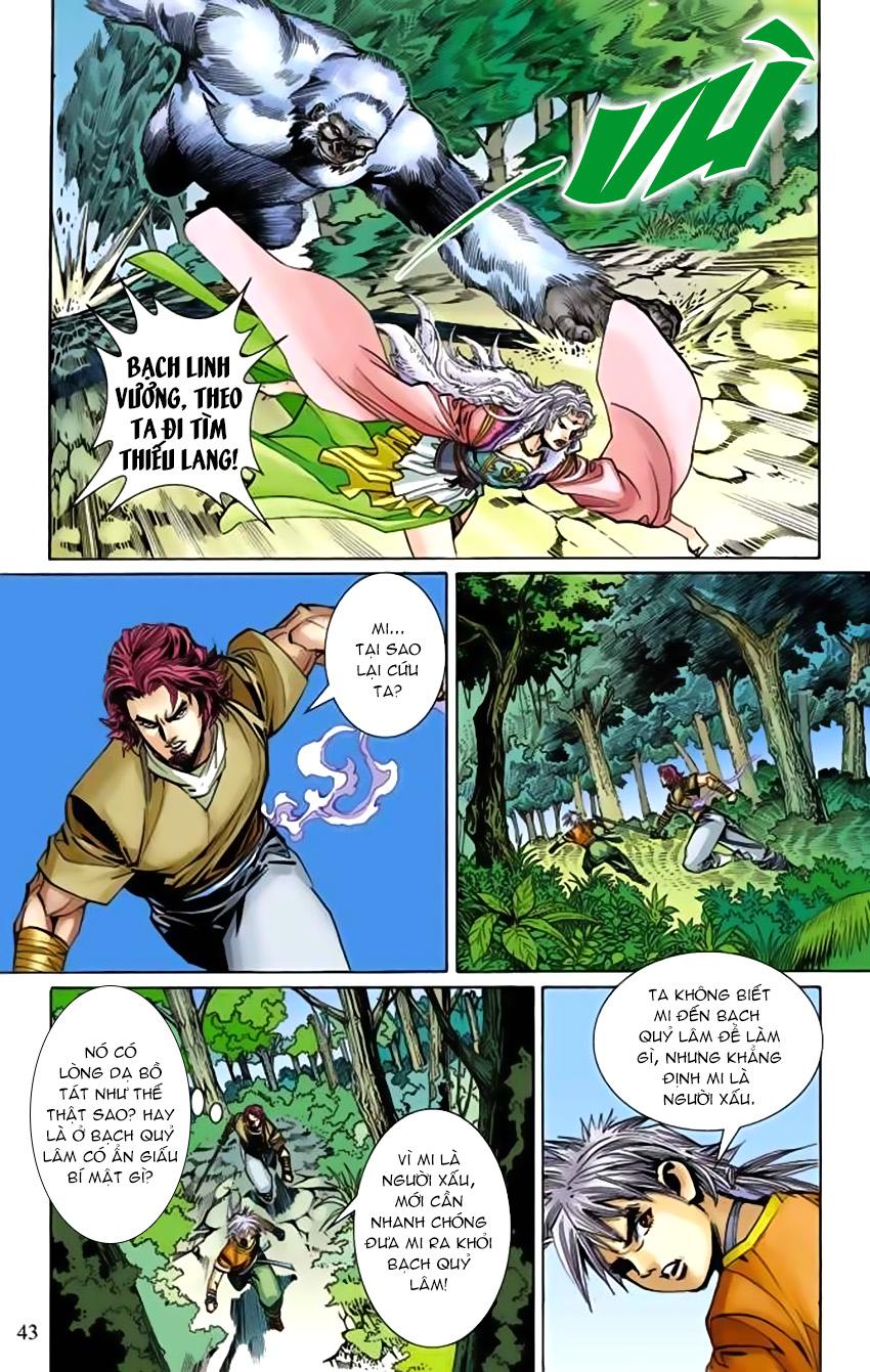 Bạch Phát Quỷ chap 6 - Trang 3