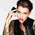 Ruby Rose the New Face of Urban Decay Cosmetics(photo)