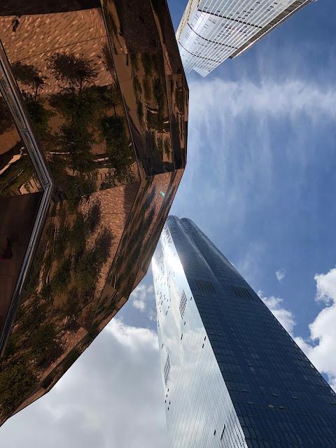 The Vessel at Hudson Yards, New York City