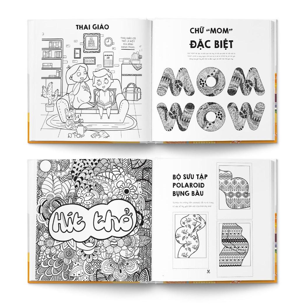 [A116] Mách Mẹ những cuốn sách mang thai ý nghĩa nhất