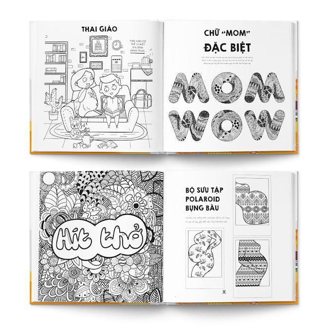 [A116] Mẹ Bầu Zui: Mẹ Bầu đọc sách giúp con phát triển tư duy
