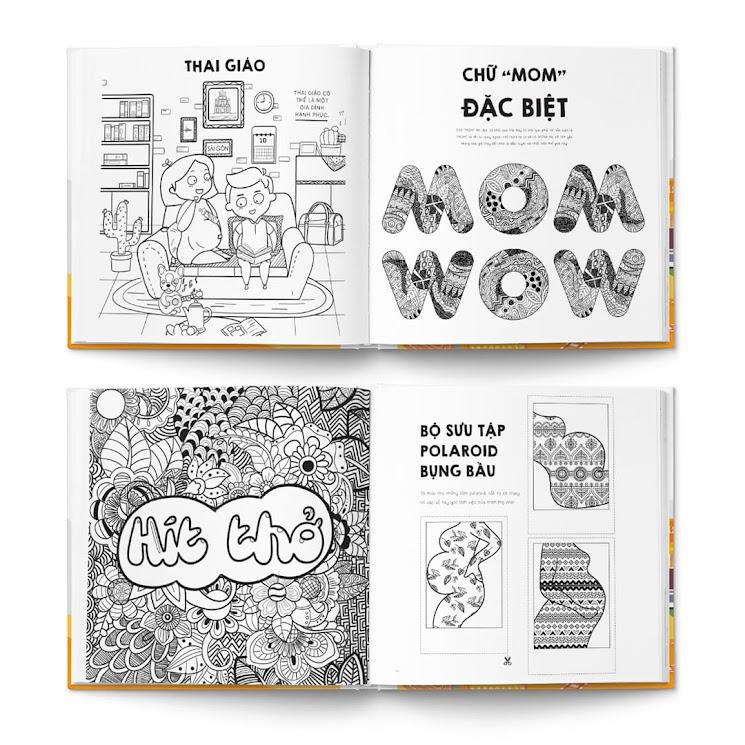 [A116] Bật mí cho Mẹ 10 cuốn sách thai giáo hay nhất
