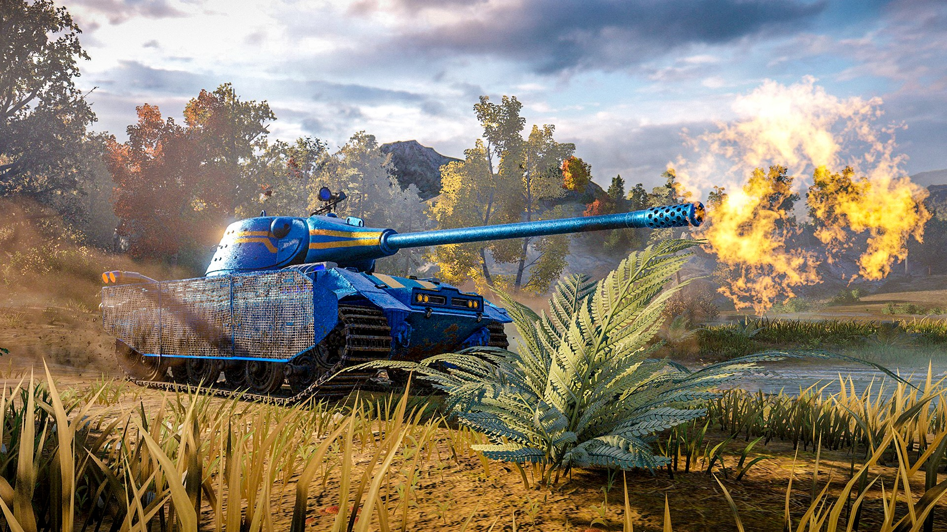 World of Tanks Launches Season 2 - Hot Wheels