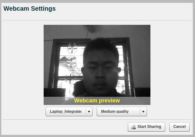 How to add a webcam in obs