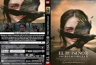EL RUISEÑOR- THE NIGHTINGALE 2019[COVER DVD+BLU-RAY]