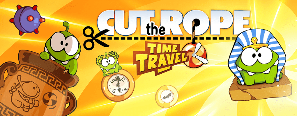 Cut The Rope Time Travel Play Online