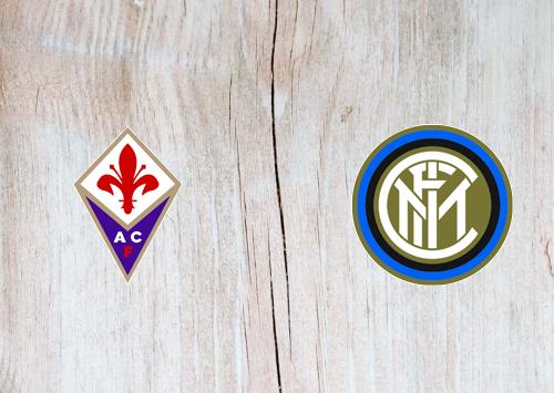 Fiorentina vs Internazionale -Highlights 15 December 2019