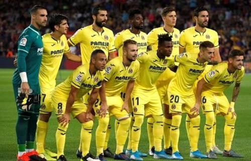 Skuad Pemain Villarreal Terbaru