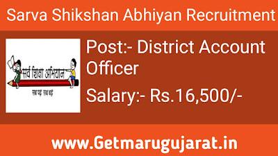 Sarva Shikshan Abhiyan Recruitment 2020