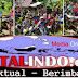 Kapolsek Bajeng Gowa,Jelajah Alam Sesama Pencinta Trail Kab.Gowa