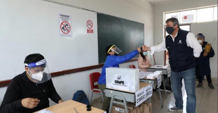 RESULTADOS ONPE: Elecciones Internas 2020 (Domingo 29 Noviembre) www.onpe.gob.pe
