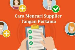 4 Cara Mudah Untuk Mendapatkan Supplier Buat Online Shop