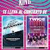 ¡MUSIC KING te lleva al concierto de TWICE y GOT7!