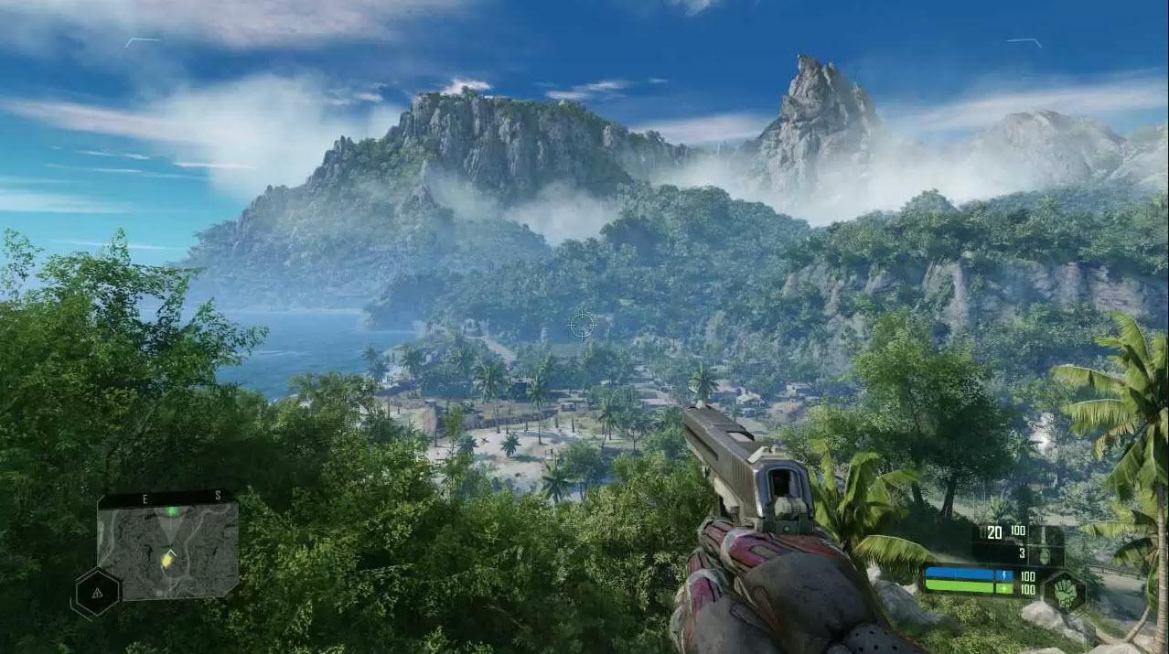 Crysis Remastered menghadirkan game FPS klasik ke konsol dan PC modern