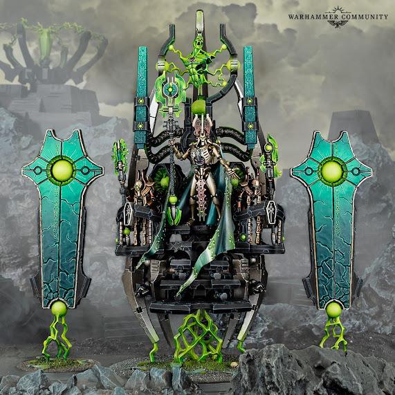Szarekh, el Rey Silente