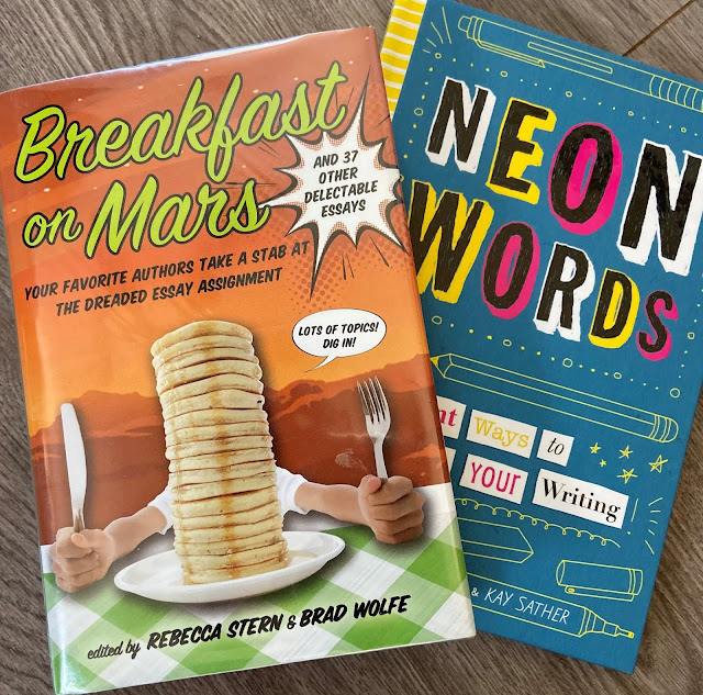 Breakfast on Mars and Neon Words