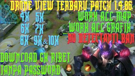Script Drone View Terbaru Mobile Legends Patch 1.5.24
