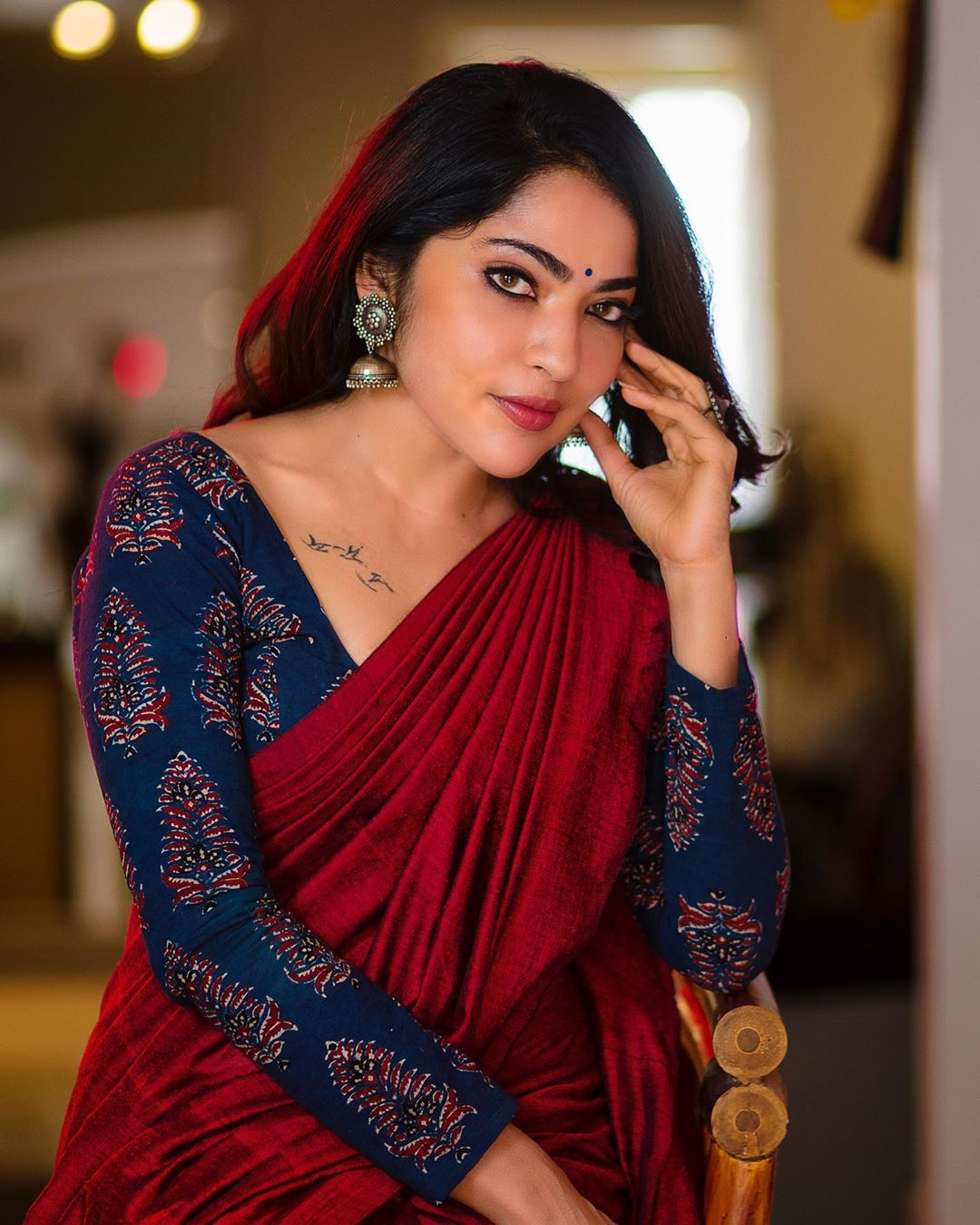 Vj Ramya Subramanian Latest Hot Saree Hd Photos Latest Indian Hollywood Movies Updates Branding Online And Actress Gallery