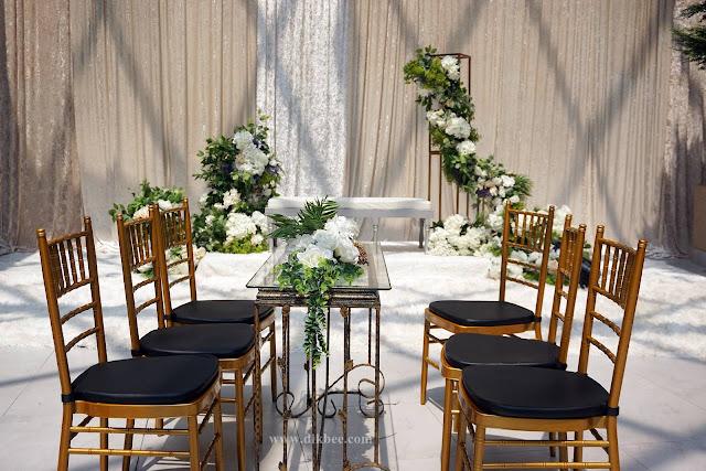 The Ballroom : Ruang Acara Untuk Majlis Perkahwinan Oleh MAHSA Events