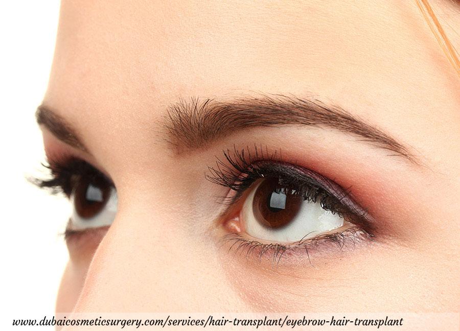Dubaicosmeticsurgery516 Eyebrow Hair Restoration Techniques