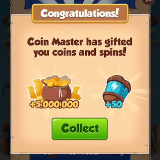 Coin Master Free Spin And Coin Yesterday