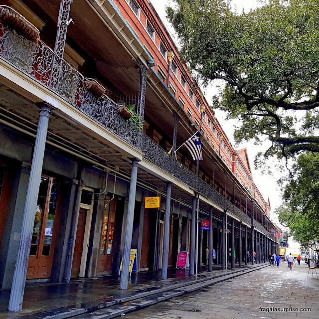 French Quarter, Nova Orleans, Estados Unidos