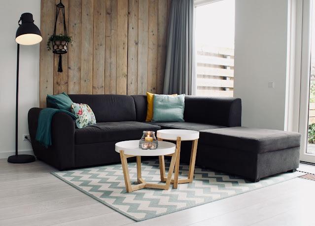 Desain Ruang Tamu Minimalis Mewah Modern Terbaru