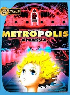 Metropolis [2001] HD [1080p] Latino [GoogleDrive] PGD